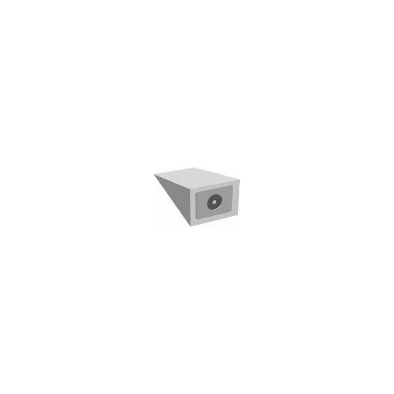 Náhrada Mopmicro, 40cm,Premium, white, fliprový (1ks)
